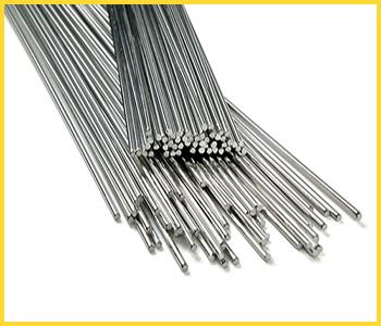 Прутки для низкоуглеродистых сталей